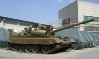 T-55AM2 Main battle tank