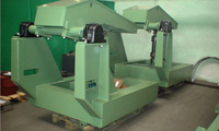 Coils weighing system